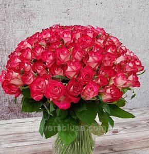 букет з 51 троянди