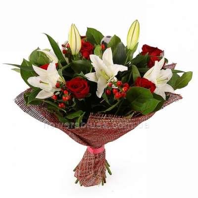 фото букетів квітів