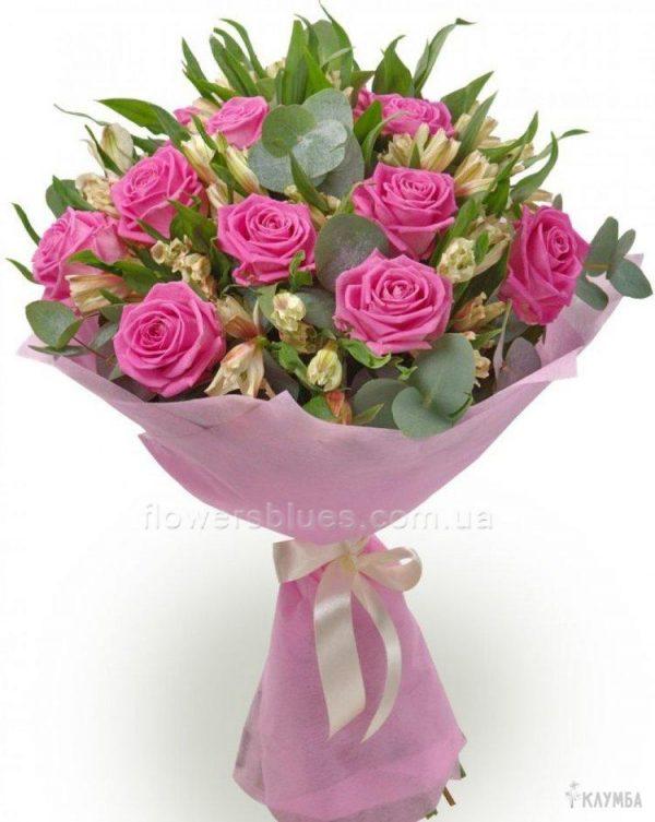 квіти шикарні букети
