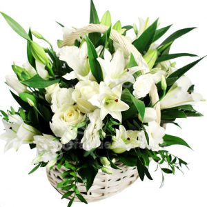 кошик квітів дрогобич