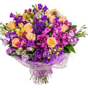красиві букети квітів