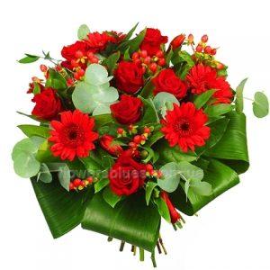 букет весняних квітів фото