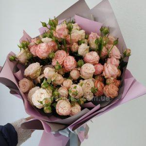 шикарний букет квітів фото