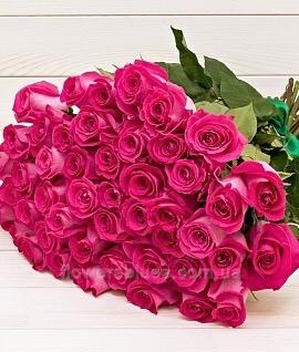 51 троянда ціна