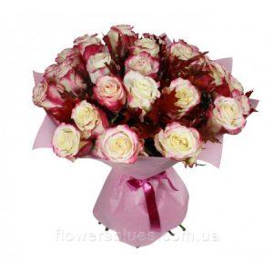 гарний букет троянд