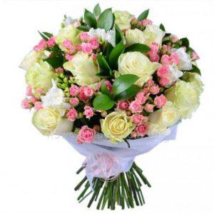 квіти букети фото