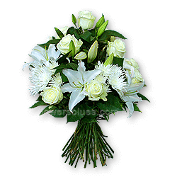 гарні букети квітів