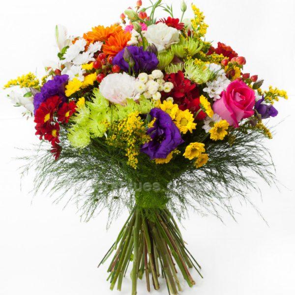 польові квіти букет