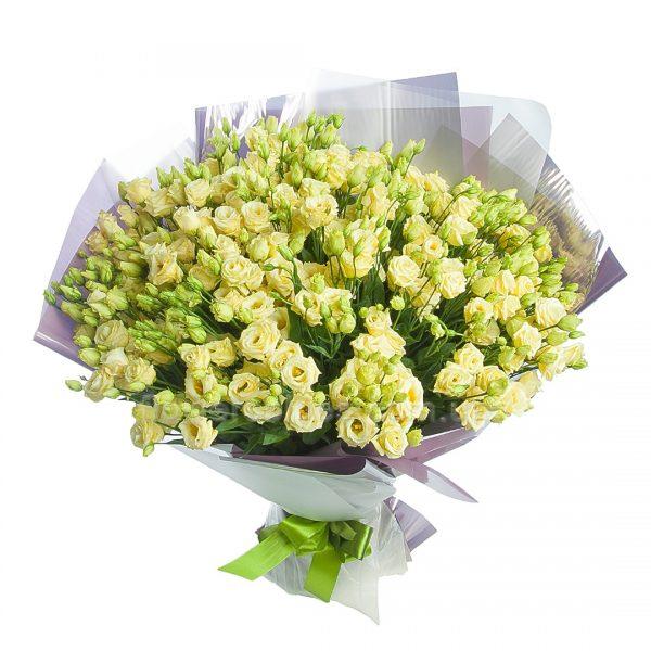 букет квітів для дівчини