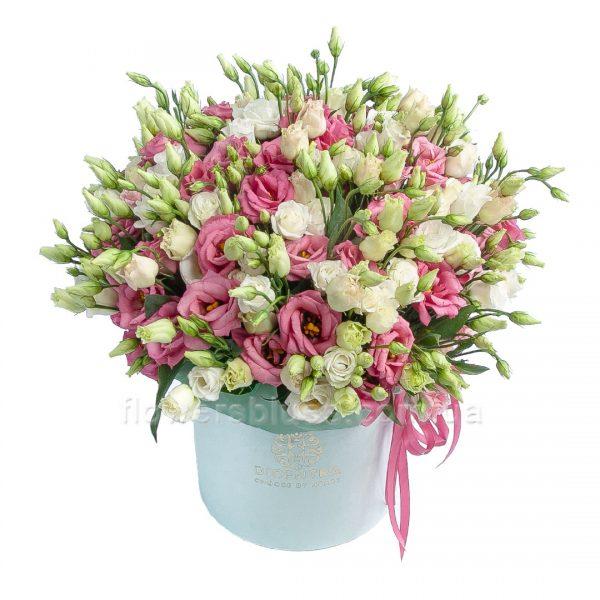 коробка квітів